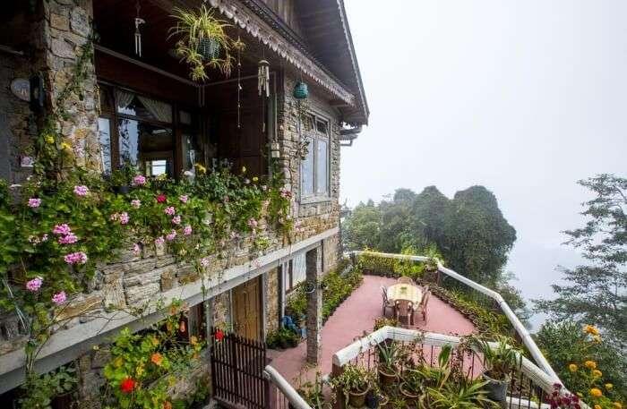 English Cottage In Darjeeling