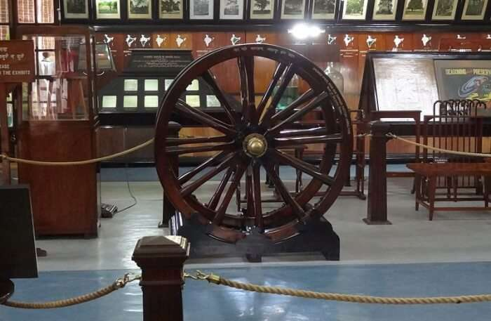 FRI Museum in dehradun