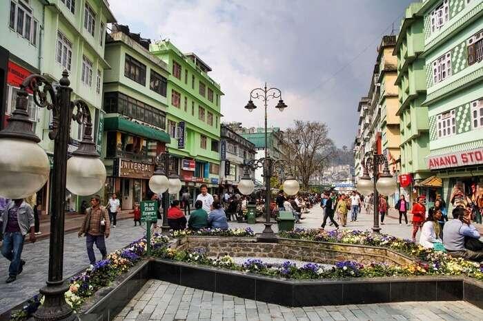 Hostels In Gangtok