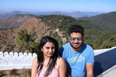 cover - Deep shikha Romantic trip to Himachal