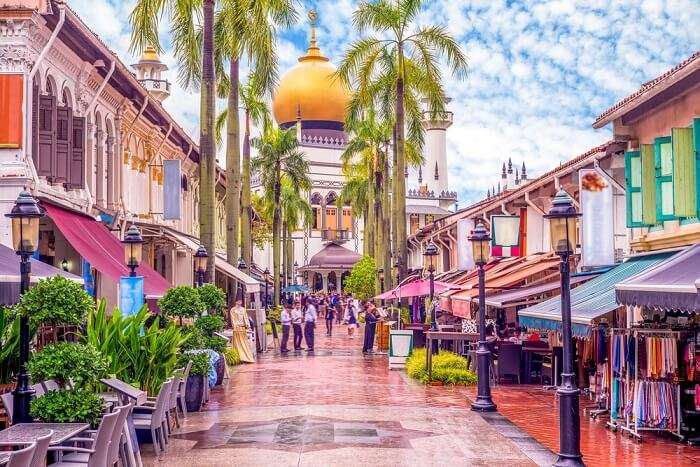 Kampong Glam places nearby cover