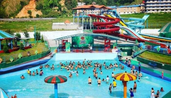 Kathmandu Fun Valley In Nepal