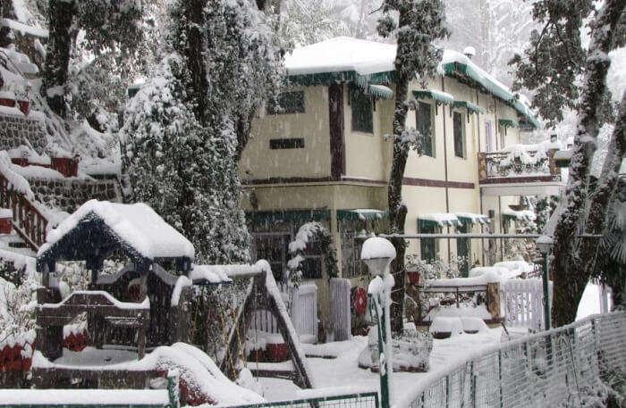 La Villa Bethany In Uttarakhand