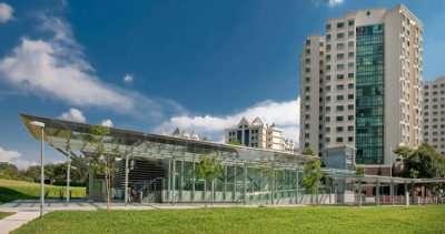 Lorong Chuan in Singapore