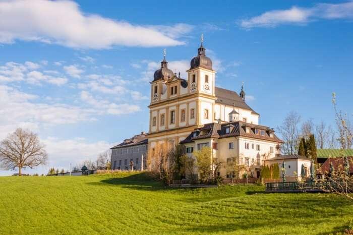 Maria Plain Church