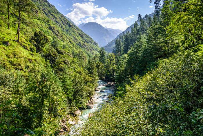 Himachal Pradesh Valley