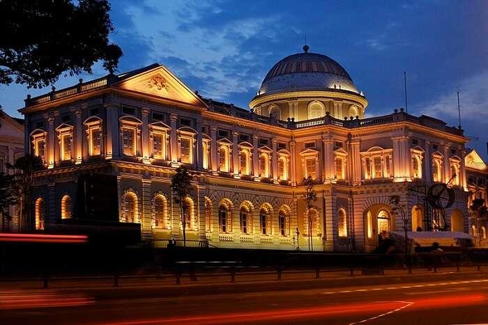 oldest museum in Singapore