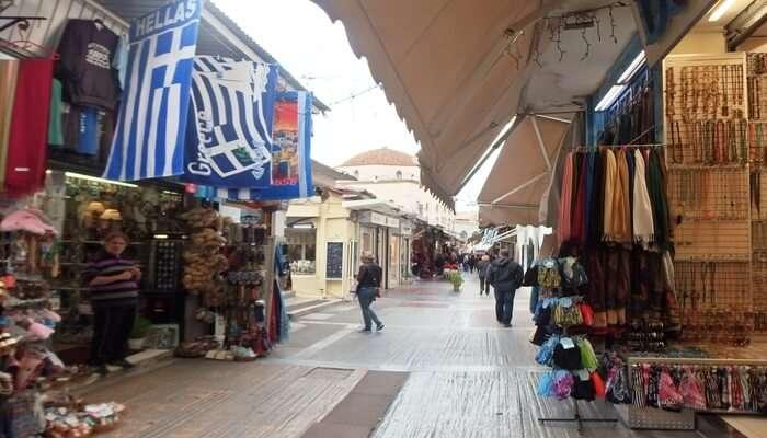 Pandrossou Market