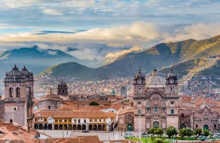 Amazing City View