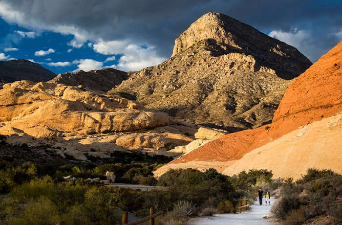 Red Rock Canyon National Conservation Area
