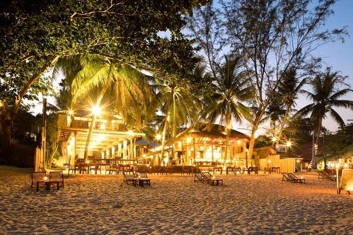 Restaurants In Panjim