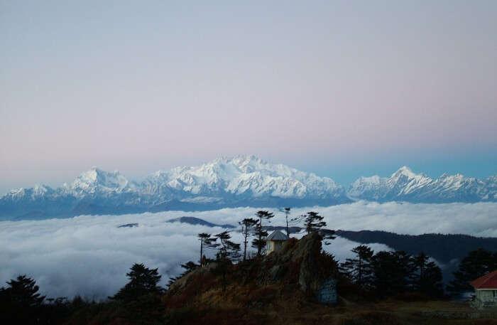 Sandakphu Trek In Sikkim