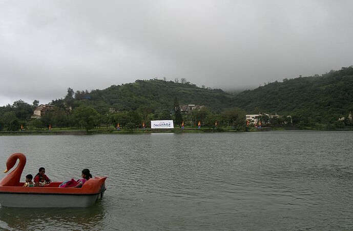 Saputara Lake View