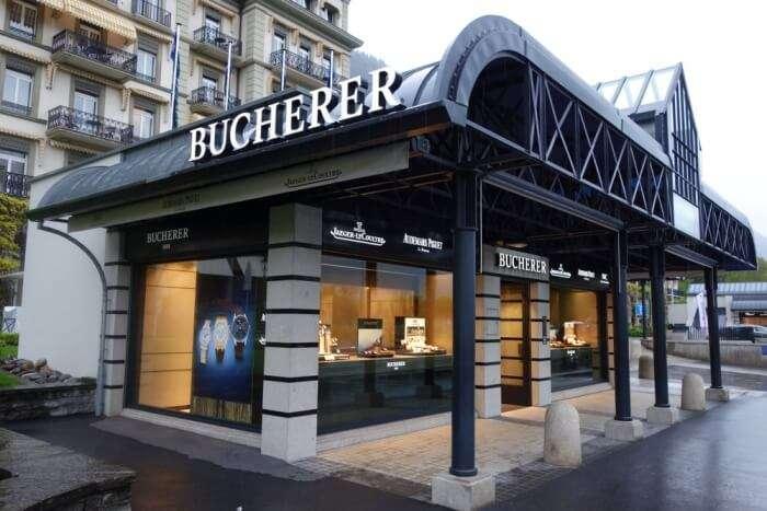 Shopping In Interlaken