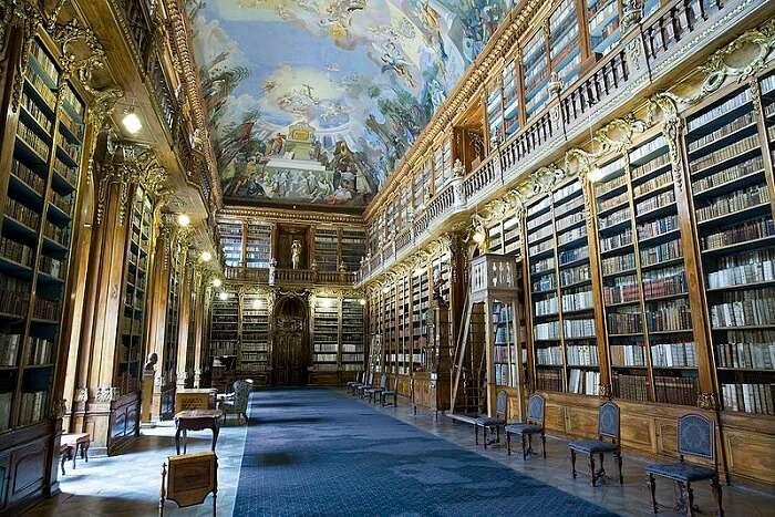oldest monastery in Prague
