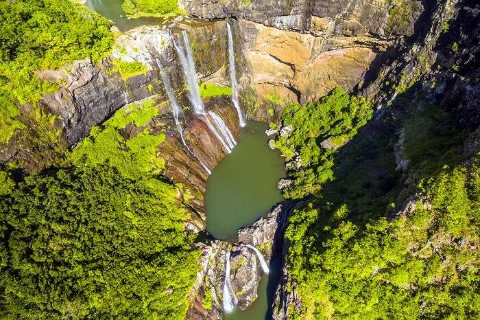 Tamarind Waterfall Mauritius places nearby cover