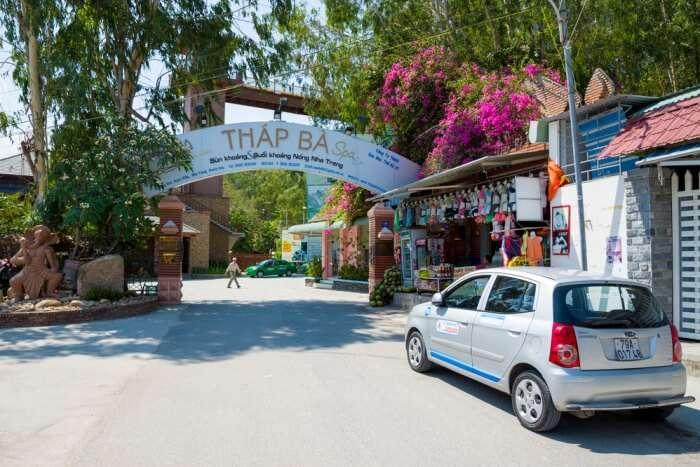 Thap Ba Hot Springs Centre