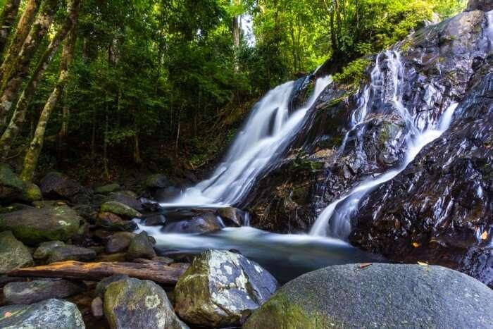 Ton Nga Chang Waterfall