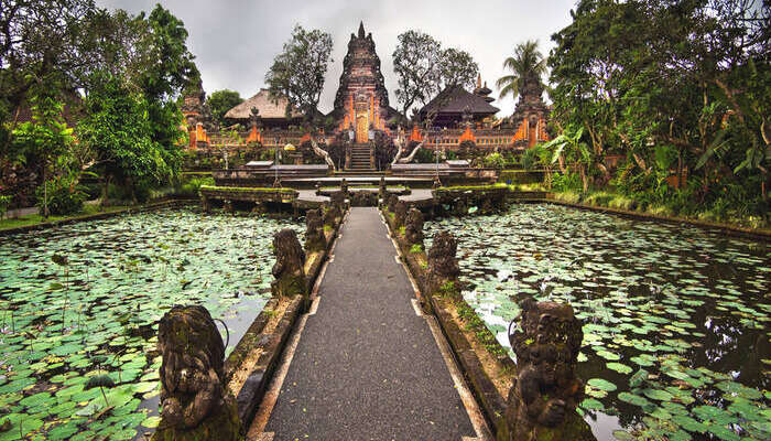 Superb Ubud Water Palace