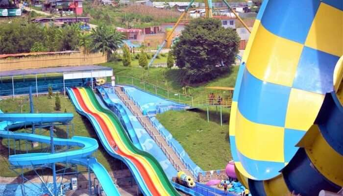 Amusement and Water Park