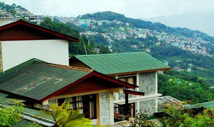 gangtok cottages