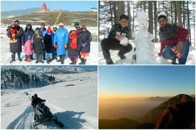 cover - Vikas family trip to Kashmir