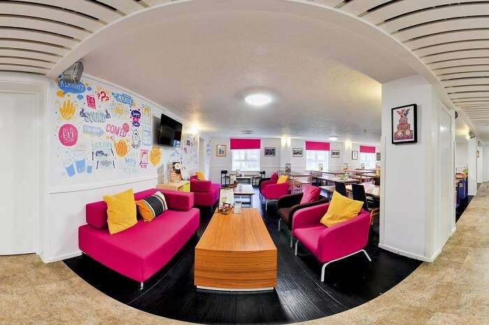 hostels in liverpool
