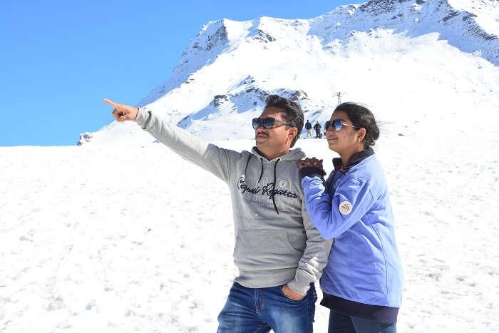 cover - Praveen Honeymoon Trip To Himachal