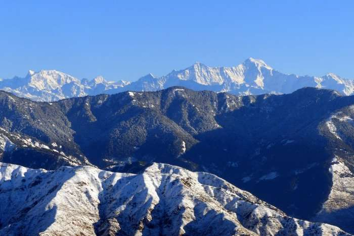 views from the dayara trek