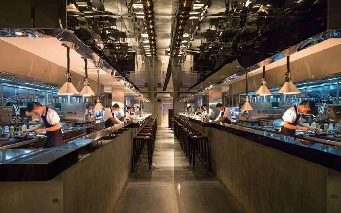 Meta restaurant