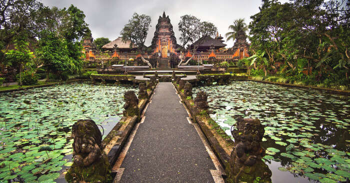 Outstanding Ubud Water Palace