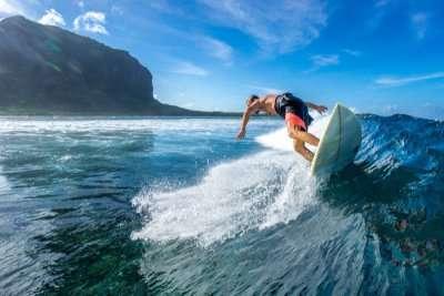 Water-Sports In Tamarin Beach Mauritius