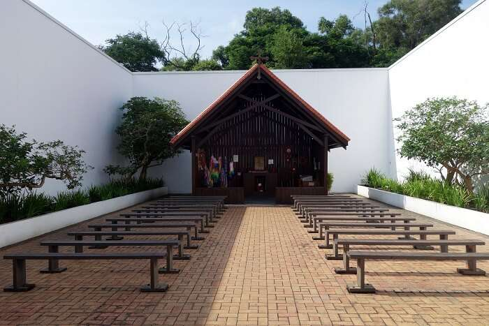 Places To Visit Near Changi Chapel And Museum