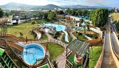Mafunyane Riverside Water Park, Nelspruit