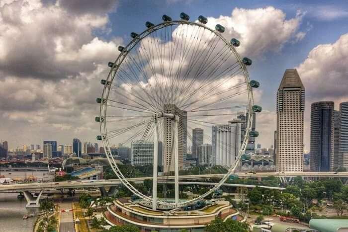 giant wheel
