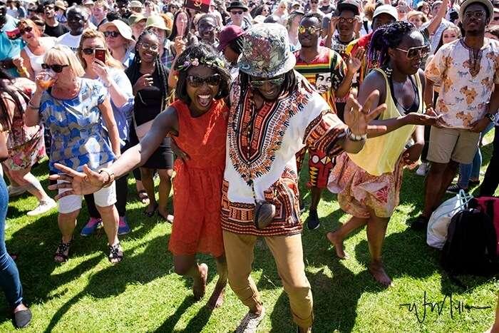 Africa Oye Festival