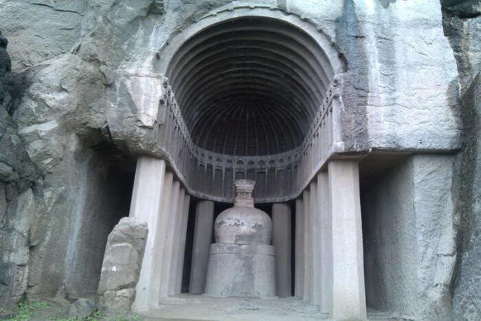The famous caves of Aurangabad