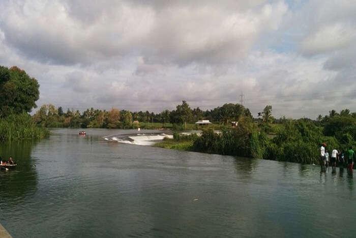 Waterfalls in Mysore