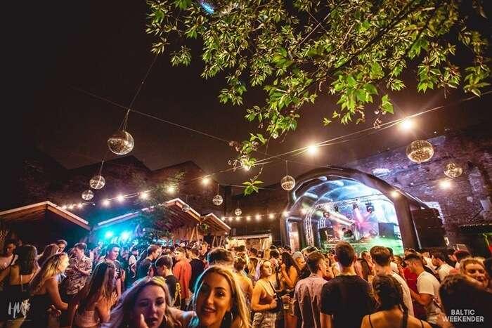 Baltic Weekend Festival