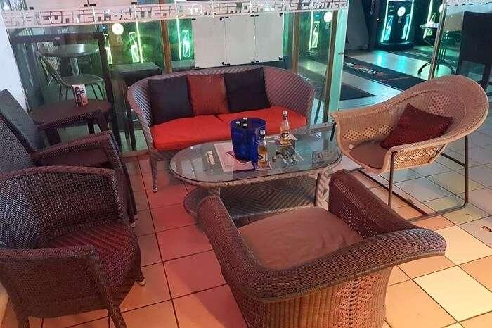 Blue Heaven Bar in senoko north