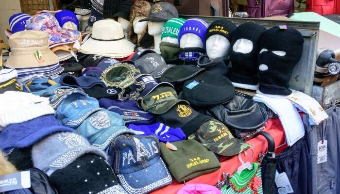 Buy Some Stuff At The Army Surplus Shops