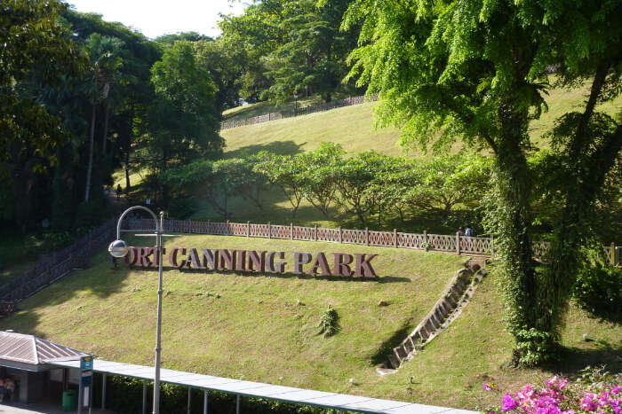 Canning Park cover