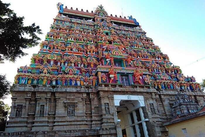 famous temple in India