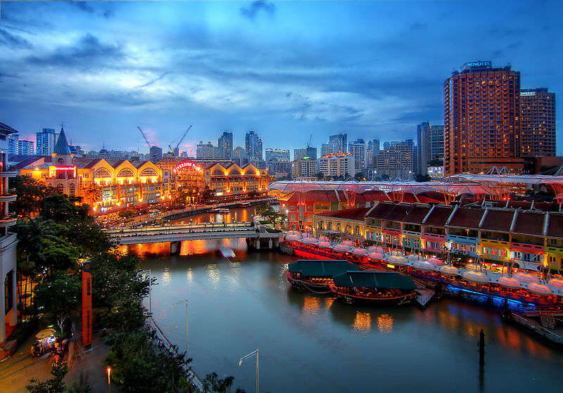 museums near Clarke Quay region