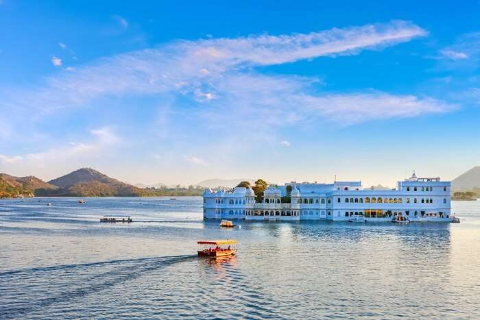 Outstanding Udaipur In Monsoon