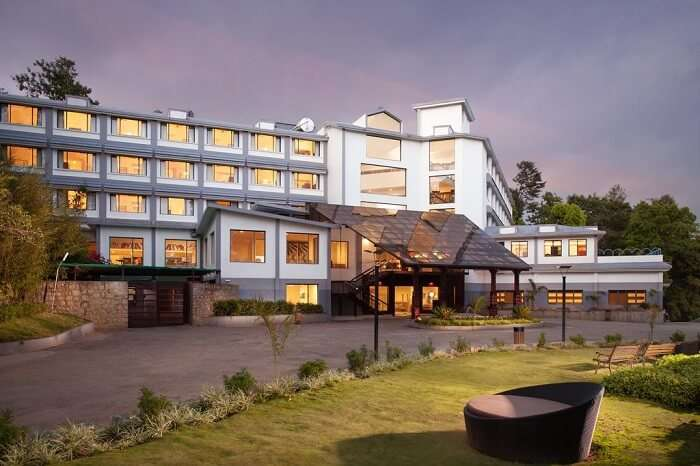 sterling resort in Kerala