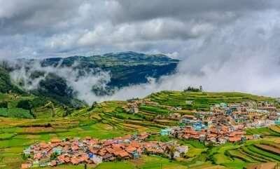 Amazing Ooty In Monsoon
