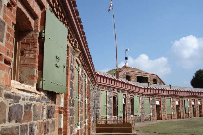 ort Klapperkop Heritage