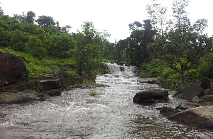 Gira Waterfalls View