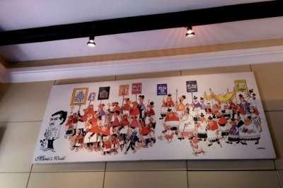 paintings of Goa's legendary painter Mario Mirando